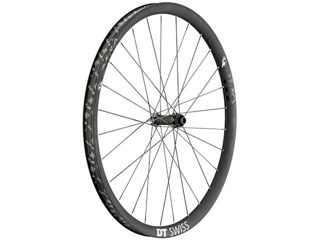 DT Swiss XMC 1200 Spline Forhjul Carbon CL 110/15mm TA Boost 30mm 27,5""